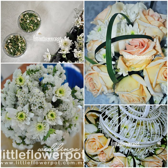 Garden Theme Wedding for Imran and Natasya