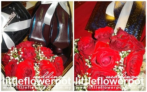 fresh flowers wedding reception centerpieces