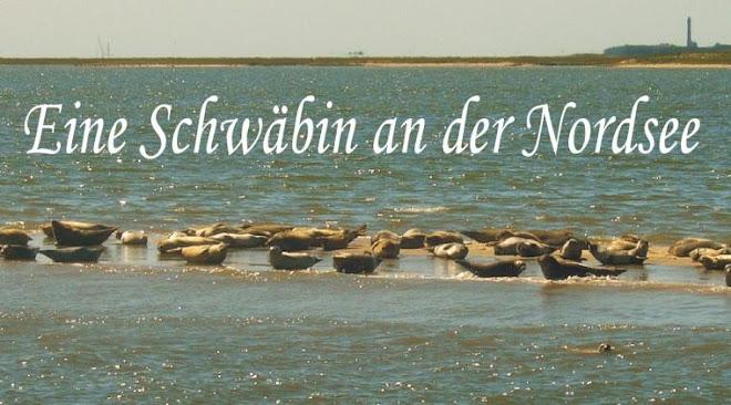 Eine Schwäbin an der Nordsee