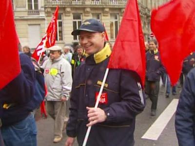 Strikes in France