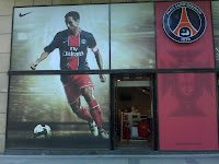 PSG Team - Emirates Airline sponsorship