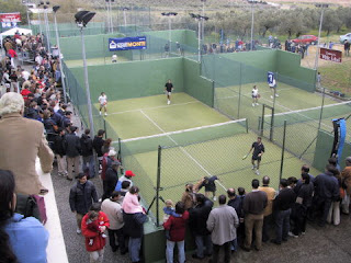 Padel Tennis Tournament