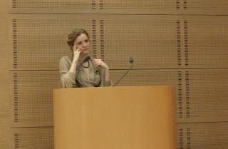 Nathalie Kosciusko-Morizet au NetExplorateur 2009