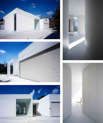 Minimalist Modern House Design in Japan