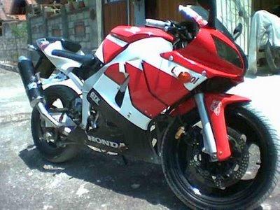 modification motorcycyle honda