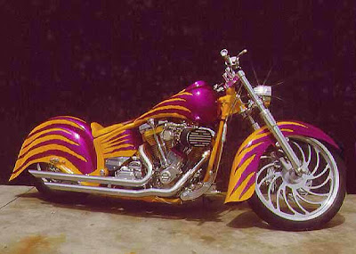 custom harley motorcycles