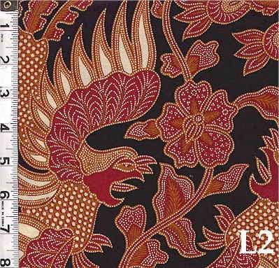 The art of Batik: Batik Cloth With Eagle Motif   Batik Fabric
