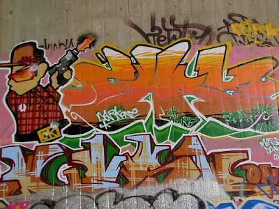 Graffiti alphabet, Graffiti Characters, Graffiti Street Art