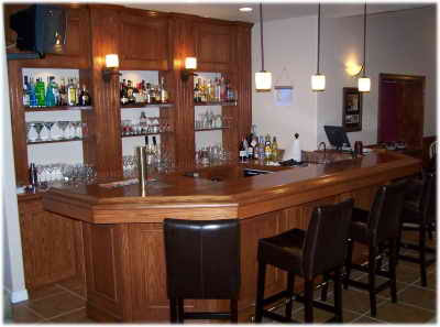 Design Ideas  Home on Bar Designs Home    Home Plans
