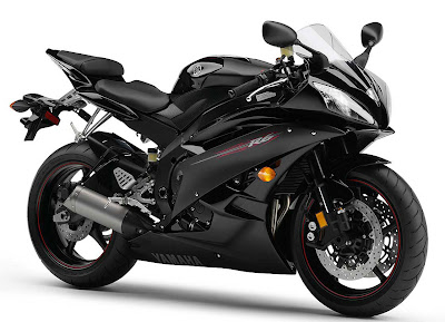 Yamaha R6 Black Edition Full Specification