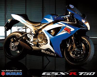 Wallpaper Suzuki GSX R 1000cc