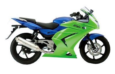 Bajaj Make Fairing Ninja 250