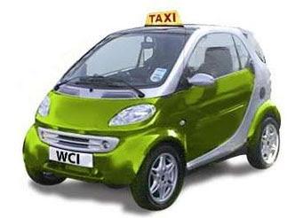 Taxi Smart Car