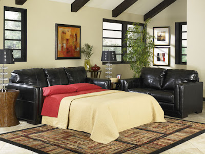 Ashley Furniture Sofa and Black Bedroom Designs