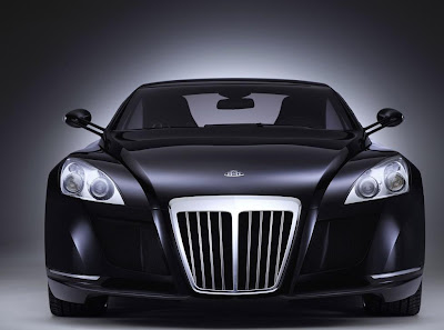 Maybach Black Design