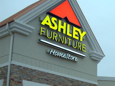 Ashley Furniture Store