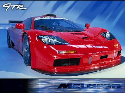 Ferrari GTR Poster