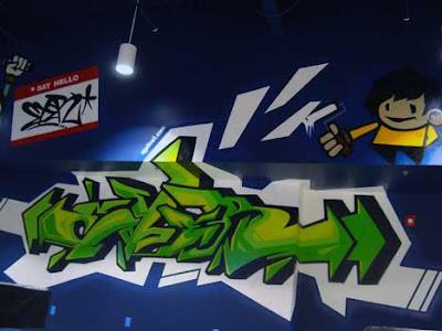 Graffiti Alphabet Zines
