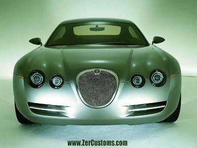Jaguar Coupe Poster
