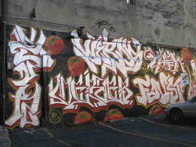 Graffiti Alphabet Meres