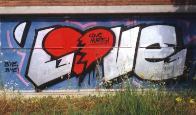 Graffiti Alphabet Love
