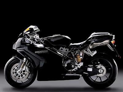 superbike wallpaper. Ducati Superbike 999 Black.