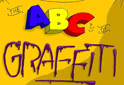 ABC Graffiti Alphabet