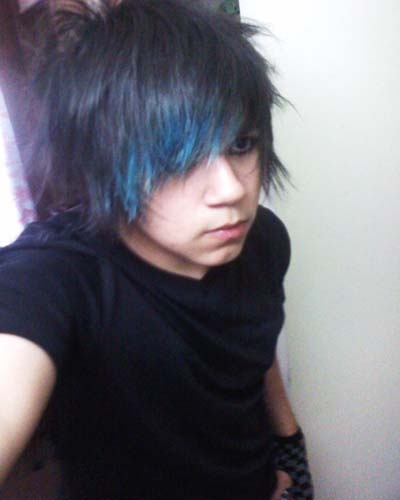 Emo Hairstyles Boy More Hairstyle Emo Boys Hair - Emo hairstyle boy pic