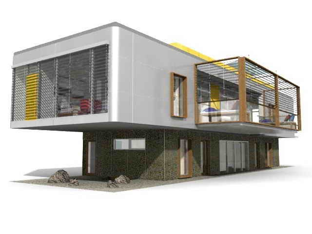 Sustainable house plans