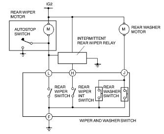 1989 ford aerostar mini van electrical wiring diagrams schematics