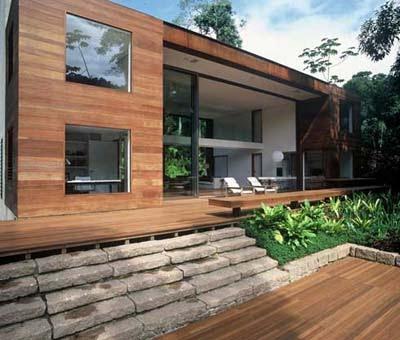 Minimalist Contemporary Design House in Brazil