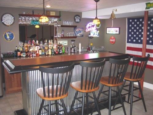 Home Bar Design By Jason J Three Rivers Mi Minimalist