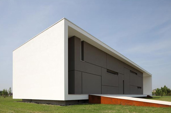 minimalist design house italian style minimalist