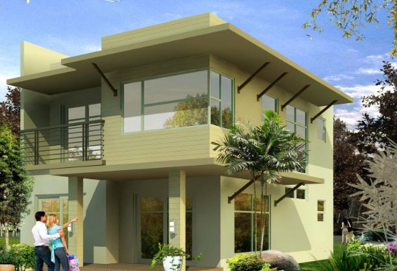 Minimalist Modern Home Designer: Builder