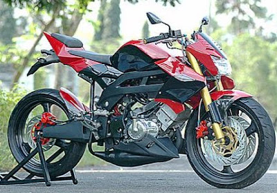 Suzuki Satria Style Modification Naked Bike | MOTORCYCLE MODIFICATION