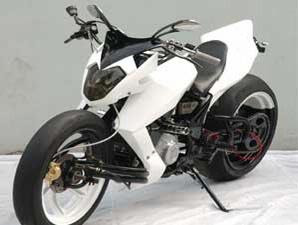 Suzuki Satria Modification R120 | MOTORCYCLE MODIFICATION