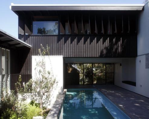 Minimalist tropical house designs joy studio design for Minimalist homes australia