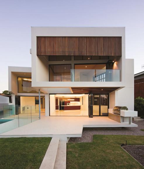 Minimalist Architecture For New Home Designs