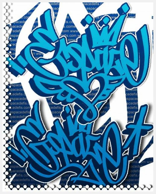 Graffiti Alphabet Calligraphy Graffiti Tag