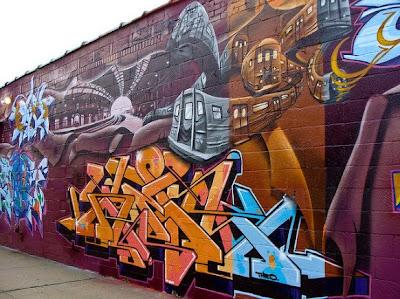 33rd Graffiti Shop