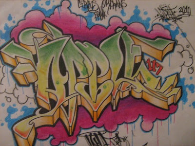 Graffiti Blackbook