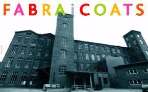 Antigua fábrica Fabra i Coats