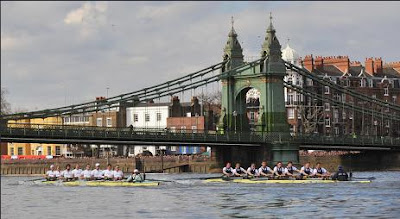 Regata Oxford y Cambridge