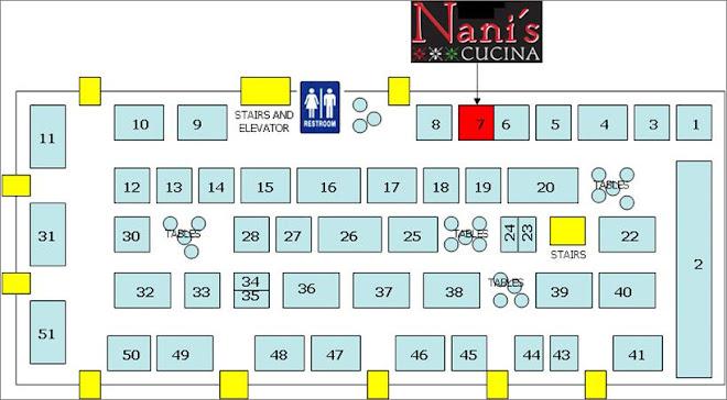 Nani's Cucina (717) 319-9604