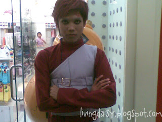 Animonster Sound 2010 cosplay Gaara Shippuuden