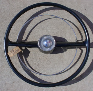 1952 Mercury Steering Wheel