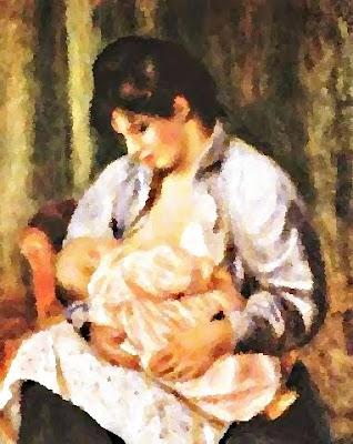 Mare i nen (Pierre Auguste Renoir)