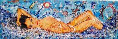 He somniat amb el paradís blau... (Toni Arencón i Arias)