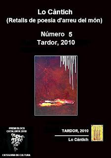 Lo Càntich - Número 5 - Tardor, 2010