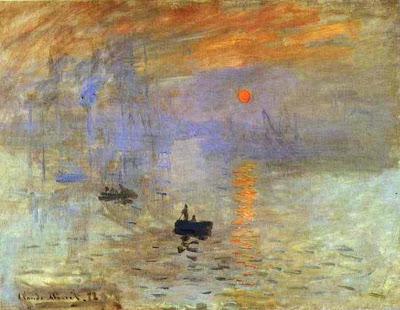 Impressió - sortida del sol (Claude Oscar Monet)